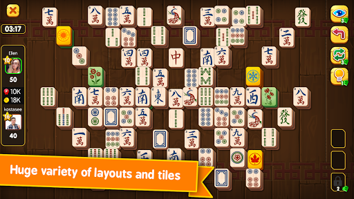 Mahjong Duels 3.0.31 screenshots 1