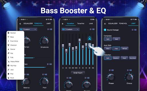 Music Player - 10 Bands Equalizer MP3 Player apktram screenshots 3