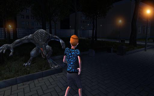 Code Triche Scary Lizard Man School - Horror Escape Game APK MOD (Astuce) screenshots 2