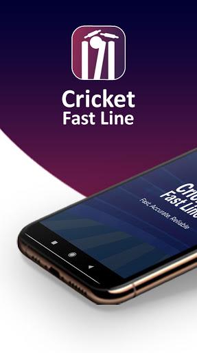 Cricket Fast Line - Fast Cricket Live Line  Screenshots 7