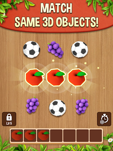 Match Triple 3D - Matching Puzzle Game 1.2 screenshots 9