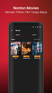 UseeTV GO - Watch TV & Movie Streaming Screenshot