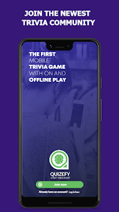 Quizefy – Live Group, 1v1, Single Play Trivia Game Apk Download NEW 2021 1