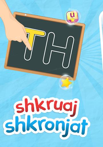 Shkruaj Shkronjat e Alfabetit Shqip  screenshots 6