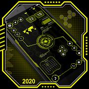 Visionary Launcher 2020 App lock, Hitech Wallpaper