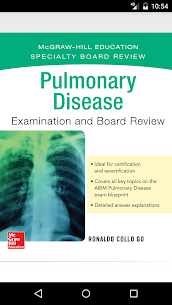 Pulmonary Disease Examination and Board Review 1.1 APK Mod [Latest Version] 1