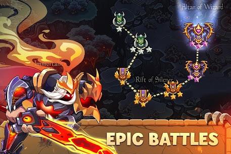 Empire Warriors: Tower Defense TD Strategy Games 2.4.12 MOD APK [INFINITE MONEY] 3