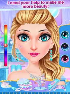 Ice Queen Princess Salon & Makeover