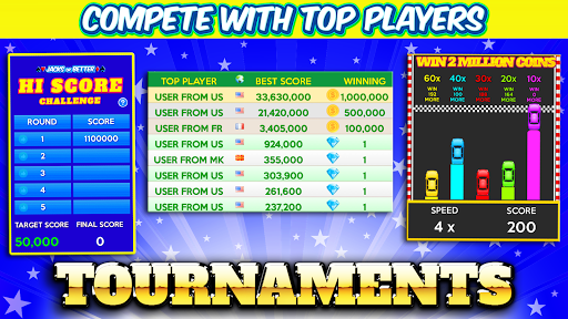 Free Video Poker Games - Multi Hand Poker Casino 106.0.2 screenshots 1
