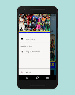Lagu Kamen Rider Lengkap Offline