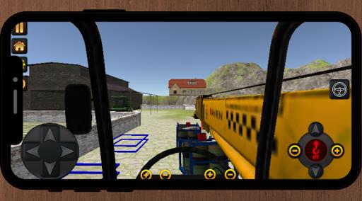 Excavator Game: Construction Game  screenshots 13