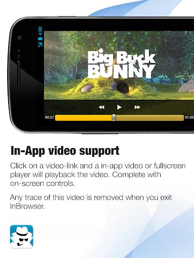 InBrowser - Incognito Browsing 2.42.5 Screenshots 10