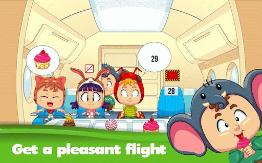 Marbel Airport Adventure 5.0.4 screenshots 8