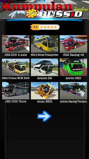 Volledige Bussid Mod-collectie 1.3 Screenshots 2