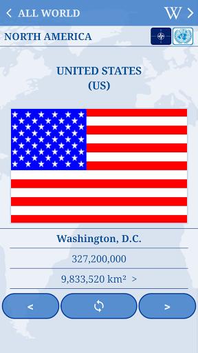 The Flags of the World u2013 World Flags Quiz Apkfinish screenshots 9