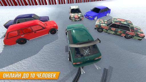 Russian Car Drift 1.8.14 screenshots 9