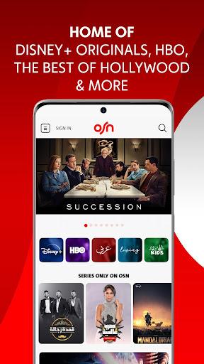 OSN - Streaming App 6.34.11 Screenshots 1