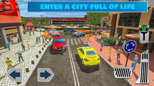 Télécharger Multi Level Car Parking Games APK MOD 1