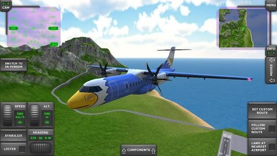 Turboprop Flight Simulator 3D MOD APK 1.26.2 (Unlimited Money) 7
