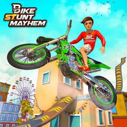 Bike Stunts Mayhem