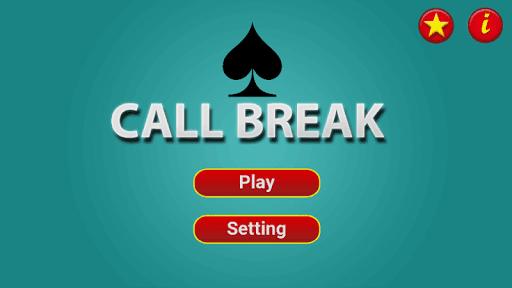 Call break : Offline Card Game 3.7 screenshots 3