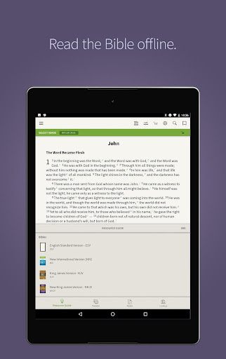 Bible App by Olive Tree 7.9.1.0.338 Screenshots 9