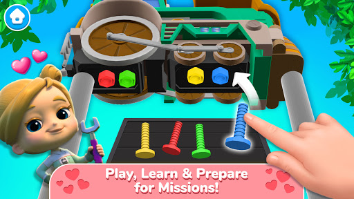 Mighty Express - Play & Learn with Train Friends 1.2.9 screenshots 3