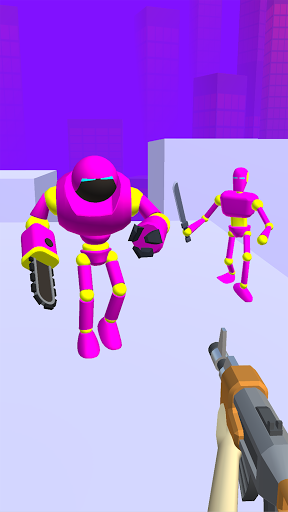 Gun Master 3D: Shoot 'Em Down android2mod screenshots 3