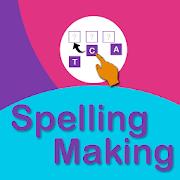Kids Spelling Making Game