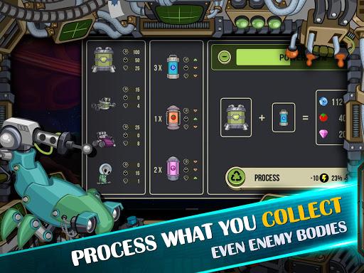 Space Raiders RPG  screenshots 21