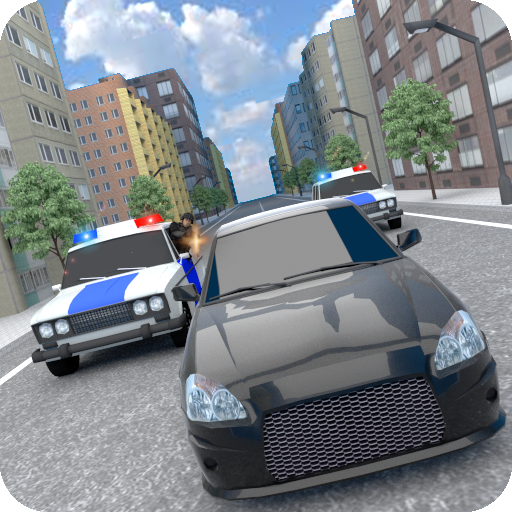 Police Car DPS Icon