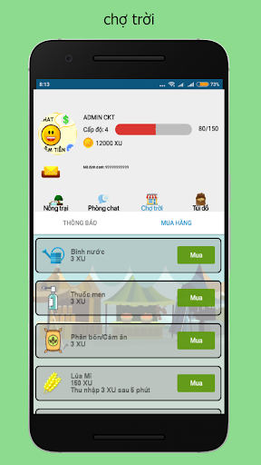 Chat Kiu1ebfm Tiu1ec1n - Nu00f4ng Tru1ea1i Kiu1ebfm Tiu1ec1n Uy Tu00edn Nhu1ea5t apktram screenshots 6
