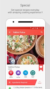 Indian Recipes (PREMIUM) 26.5.0 Apk 2
