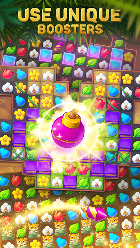 Solitaire: Treasure of Time Match-3 android2mod screenshots 6
