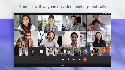 Microsoft Teams apktram screenshots 10