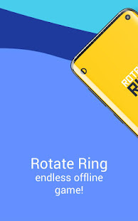 Rotate Ring - Endless Casual Indie Game