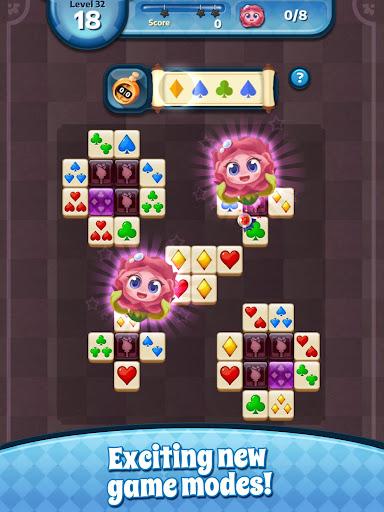 Mahjong Magic Fantasy : Tile Connect  screenshots 12