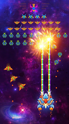 Space Shooter: Alien vs Galaxy Attack (Premium) screenshots 21
