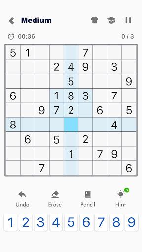 Sudoku Friends - Wake Up Your Brain Daily apkdebit screenshots 11