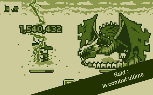 Timing Hero : Retro Fighting Action RPG APK MOD – Monnaie Illimitées (Astuce) screenshots hack proof 1