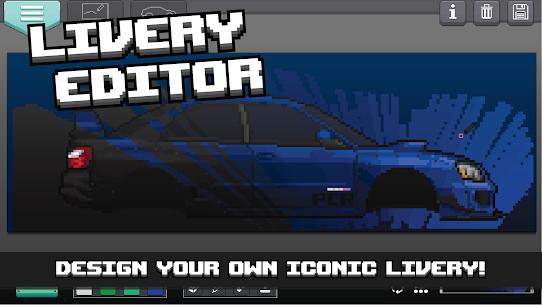 Pixel Car Racer MOD APK (Unlimited Money, All Unlocked) – Updated 2021 5
