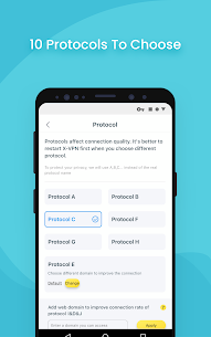 X-VPN – Ücretsiz Vpn ve Proxy Sınırsız Kullanma Uygulamasını APK İndir 4