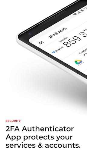 2FA Authenticator (2FAS)  screenshots 1