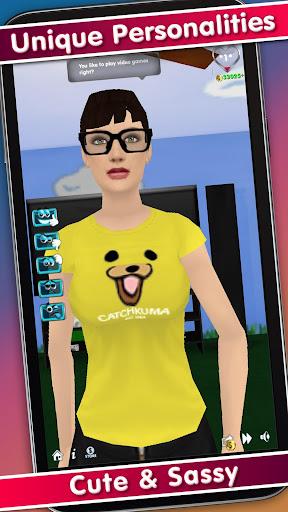 My Virtual Girlfriend FREE 42 screenshots 2
