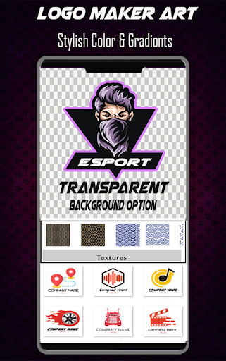 Logo Maker Free - 3D Logo Creator, Logo Design Art 1.3 Screenshots 7
