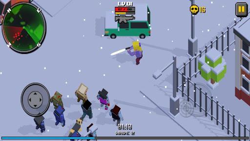 Pixel Zombie Frontier modavailable screenshots 9