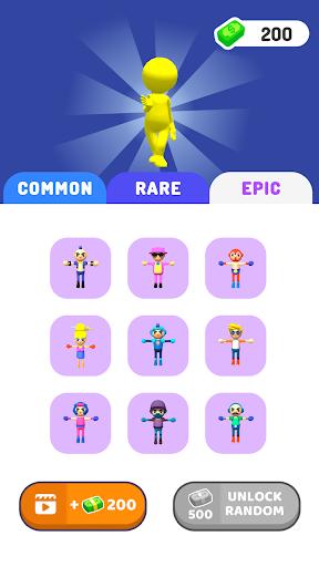 Party Match: Merge & Do Not Fall apktram screenshots 8