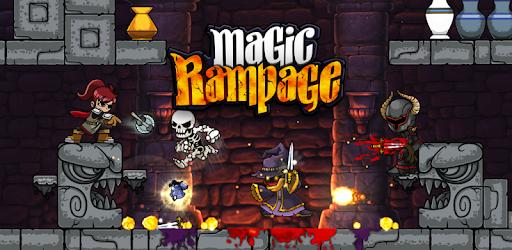 Magic Rampage APK 0