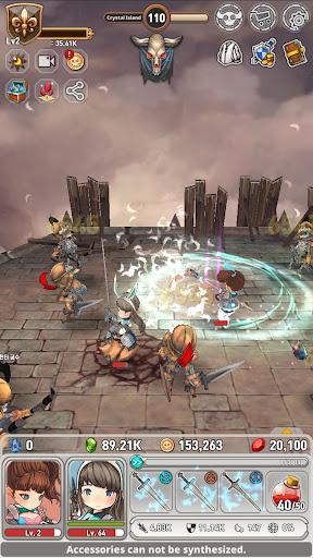 MY Little Fantasy: Healing RPG 1.19.45 screenshots 9