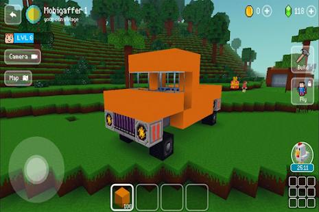 Mini Block Craft 3D: Craft and Building Apkfinish screenshots 6